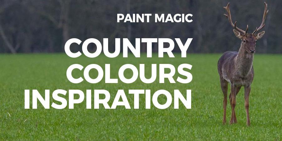 Country Colours - Paint Online Paint Shop - Paint Magic