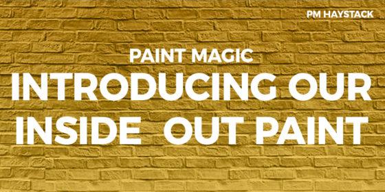 Paint Magic - Inside Out Paint - London - United Kingdom