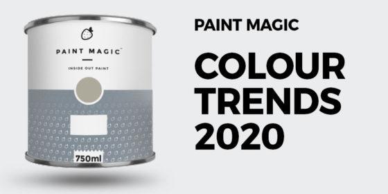 Paint Colour Trends for 2020 - Paint Online Paint Shop - Paint Magic
